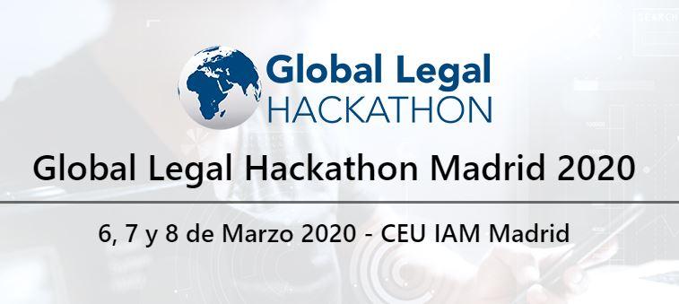 Carmen Pérez Andujar participará como ponente en el Global Legal Hackathon