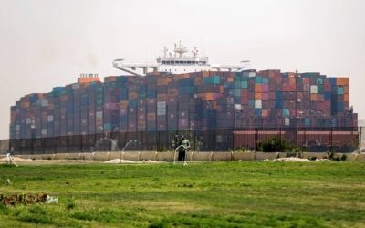 El impacto del bloqueo del Canal de Suez: cómo se blindan las empresas ante posibles retrasos